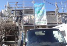 旭市O様邸 屋根、外壁塗装工事、風呂、トイレリフォーム工事